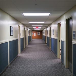 Administrative Hallway